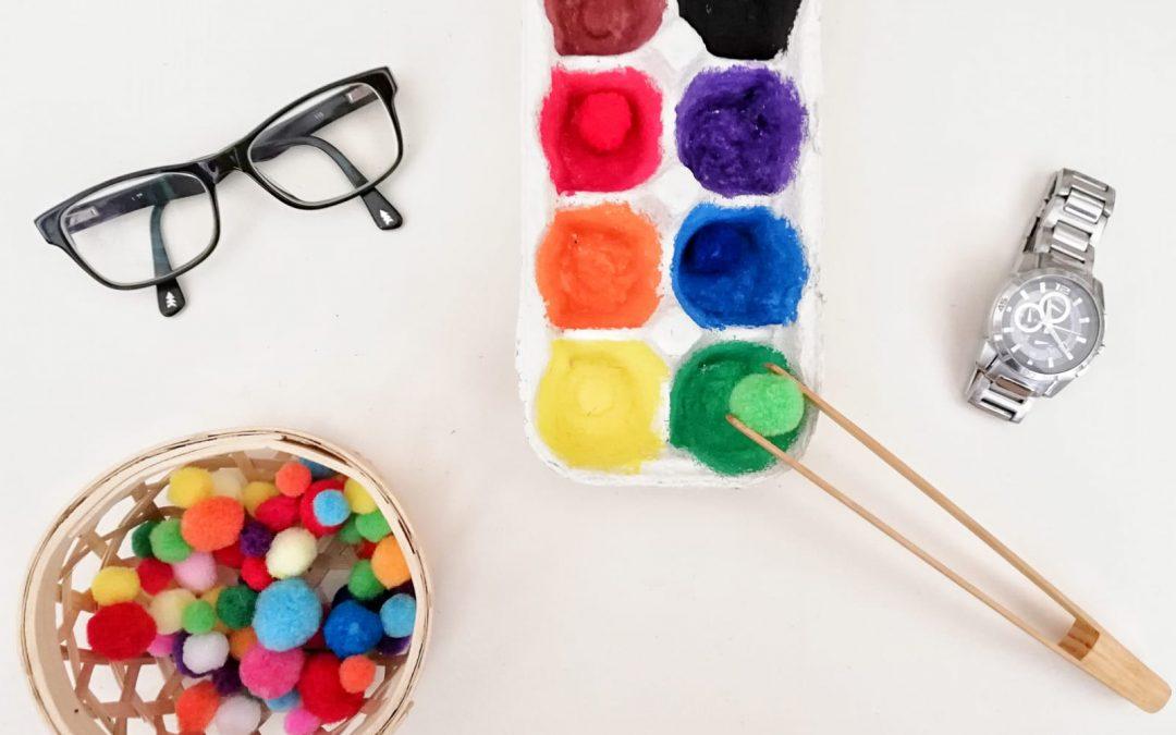 El Método Montessori en la Estimulación a Personas Mayores