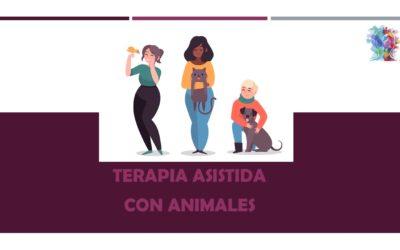 Terapia Asistida con Animales