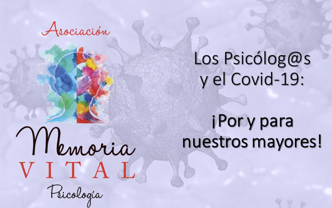 PSICOLOGÍA DEL ENVEJECIMIENTO Y EL COVID-19